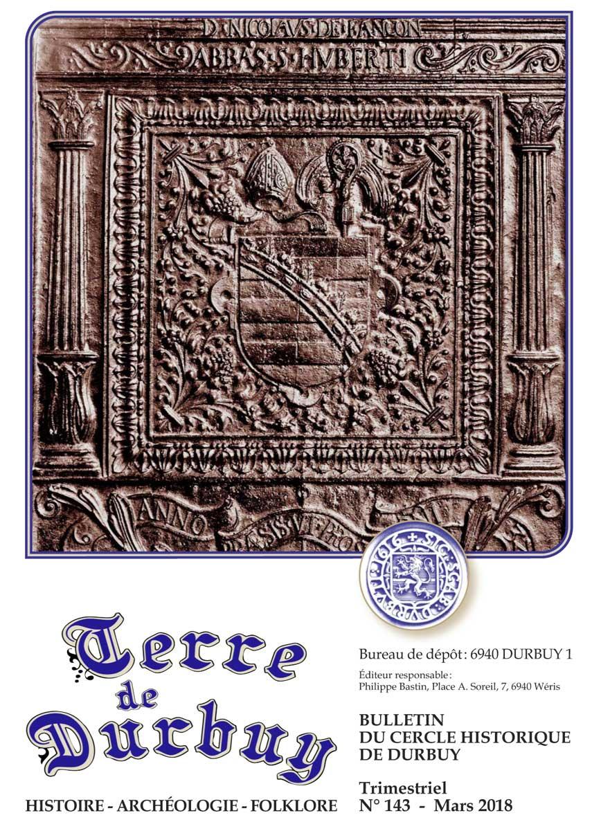 Le Cercle historique et la revue Terre de Durbuy - Maison
